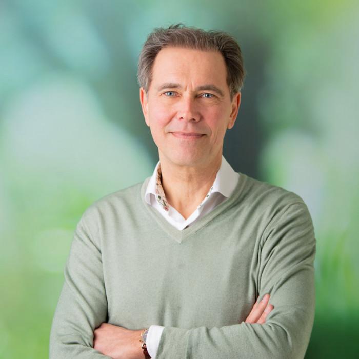 Wim van der Zande CEO